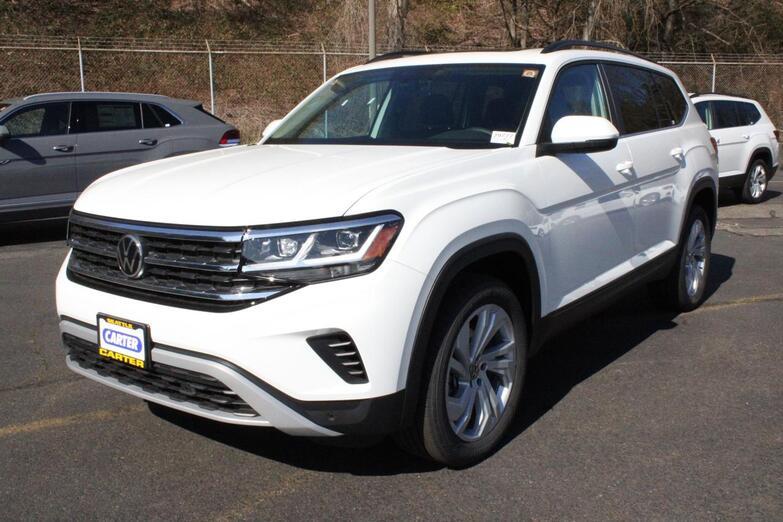 2021 Volkswagen Atlas 21.5 SE w/Tech/Moonroof Seattle WA