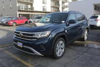 Volkswagen Atlas 21.5 SE w/Technology/Captain Chairs 2021