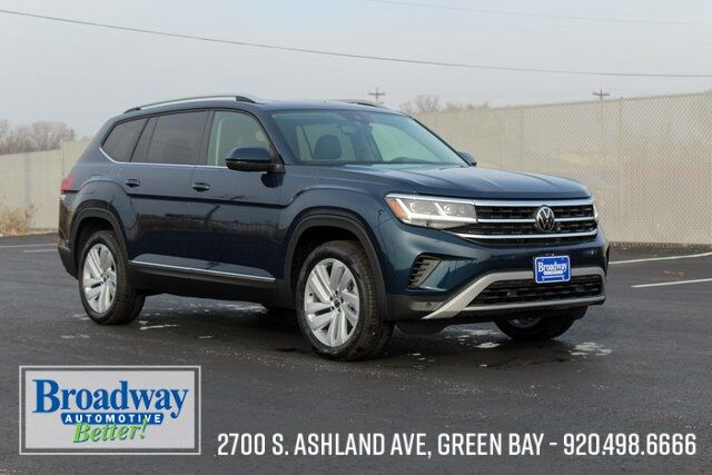 2021 Volkswagen Atlas 21.5 SEL 21.5 Green Bay WI