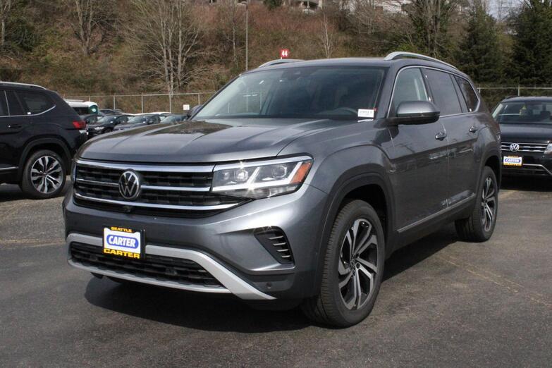 2021 Volkswagen Atlas 21.5 SEL Premium Seattle WA