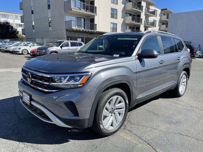 2021 Volkswagen Atlas 21.5 SEL Seattle WA