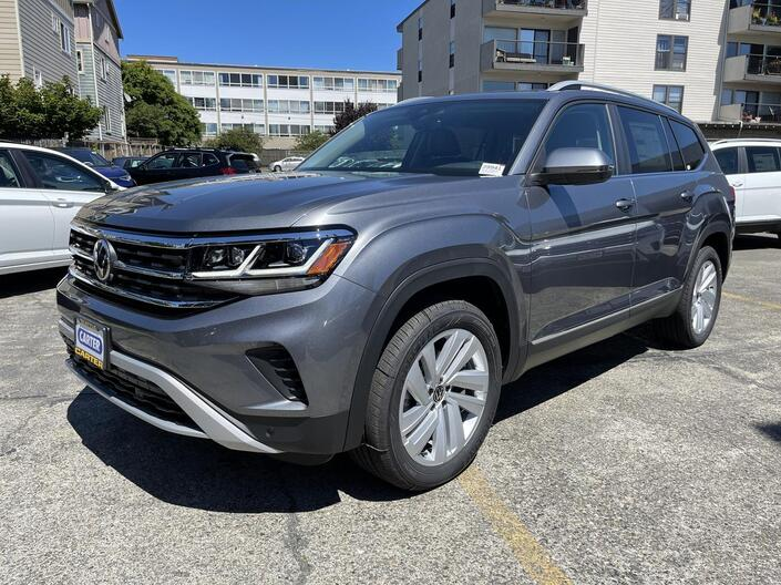 2021 Volkswagen Atlas 21.5 SEL w/Captain Chairs Seattle WA