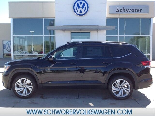 2021 Volkswagen Atlas 21.5 V6 SE w/Technology 4Motion Lincoln NE