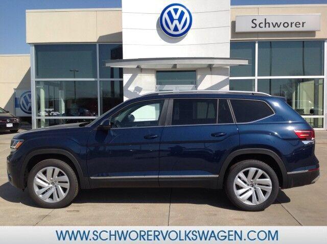 2021 Volkswagen Atlas 21.5 V6 SEL 4Motion Lincoln NE