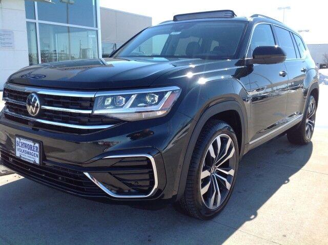2021 Volkswagen Atlas 21.5 V6 SEL Premium R-Line 4Motion Lincoln NE
