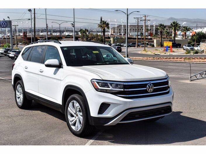 2021 Volkswagen Atlas 21.5SE w/Technology El Paso TX