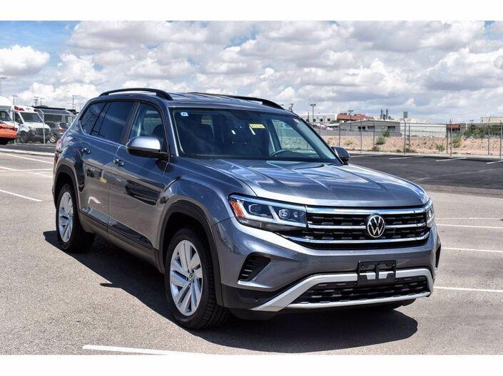 2021 Volkswagen Atlas 21.5V6 SE w/Technology El Paso TX