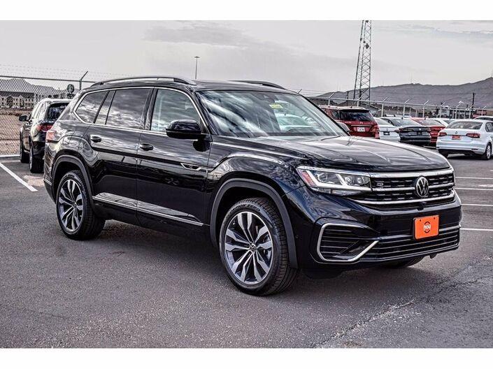 2021 Volkswagen Atlas 21.5V6 SEL Premium R-Line 4MOTION® El Paso TX