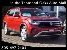 2021_Volkswagen_Atlas_3.6L SE W/TECH AUTOMATIC FWD_ Thousand Oaks CA