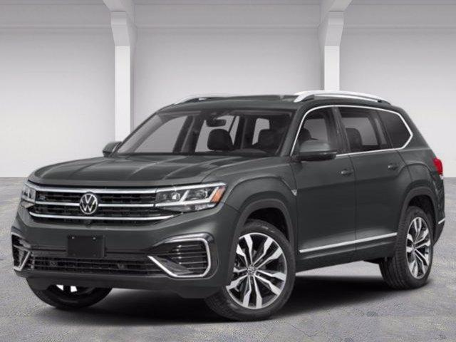 2021 Volkswagen Atlas 3.6L V6 SE W/TECHNOLOGY R-LINE Westborough MA