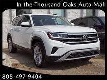 2021_Volkswagen_Atlas_3.6L V6 SE W/TECHNOLOGY_ Thousand Oaks CA