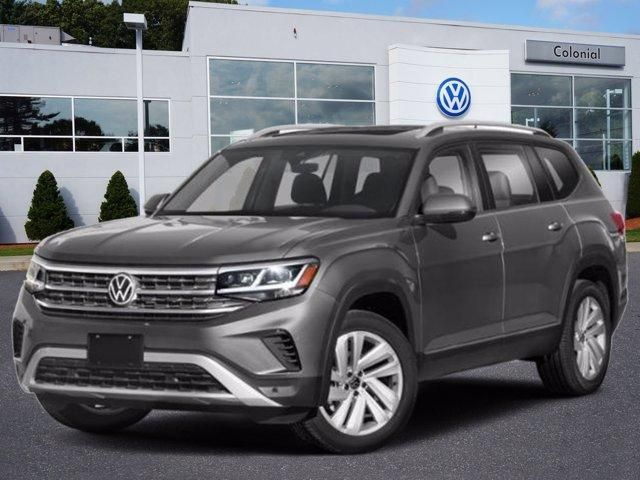 2021 Volkswagen Atlas 3.6L V6 SE W/TECHNOLOGY Westborough MA