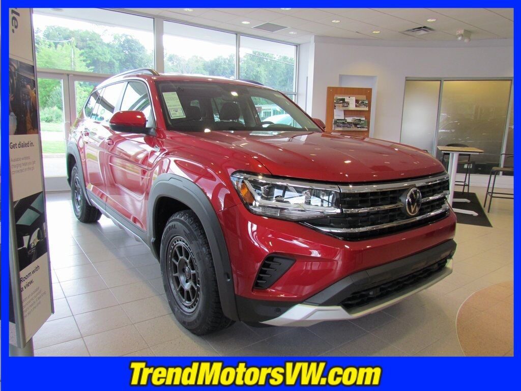 "2021 Volkswagen Atlas 3.6L V6 SE w/Tech ""Base Camp"" Edition 4Motion Rockaway NJ"