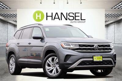 2021_Volkswagen_Atlas_3.6L V6 SE w/Technology_ Santa Rosa CA