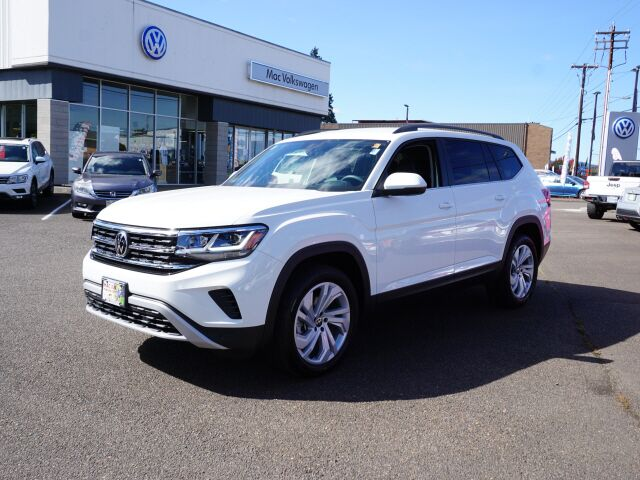 2021 Volkswagen Atlas 3.6L V6 SE w/Technology 2021.5 McMinnville OR