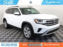 Volkswagen Atlas 3.6L V6 SE w/Technology 2021.5 Miami FL