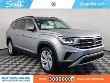 2021_Volkswagen_Atlas_3.6L V6 SE w/Technology 2021.5_ Miami FL