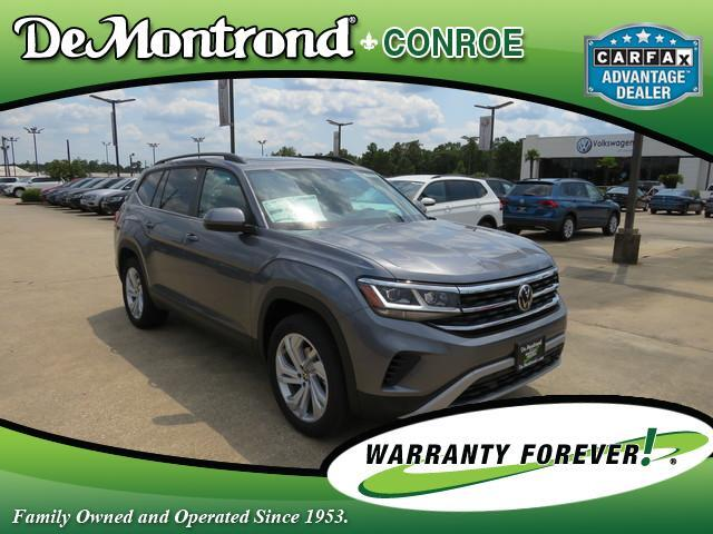 2021 Volkswagen Atlas 3.6L V6 SE w/Technology 4MOTION Conroe TX