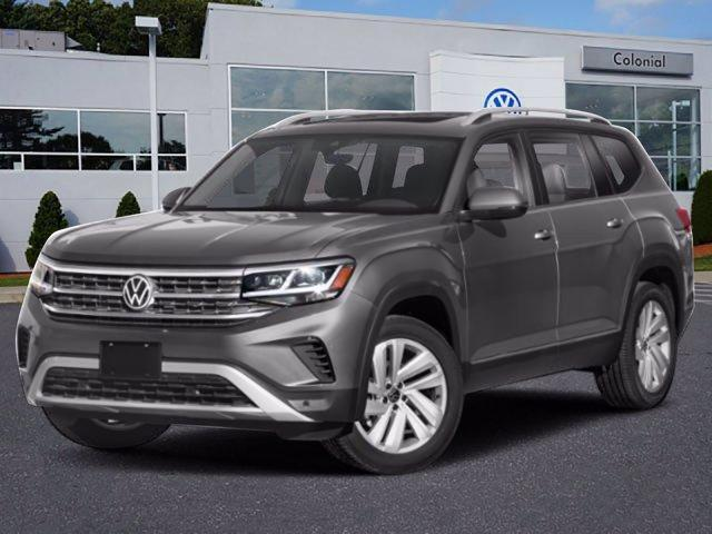 2021 Volkswagen Atlas 3.6L V6 SE w/Technology 4MOTION *Lt Westborough MA