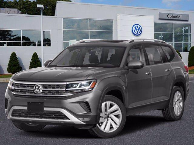 2021 Volkswagen Atlas 3.6L V6 SE w/Technology 4MOTION *Lt Wellesley MA