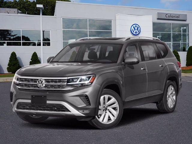 2021 Volkswagen Atlas 3.6L V6 SE w/Technology 4MOTION Westborough MA