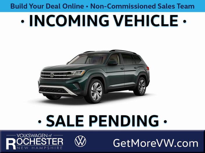 2021 Volkswagen Atlas 3.6L V6 SE w/Technology 4Motion 2021.5 Rochester NH