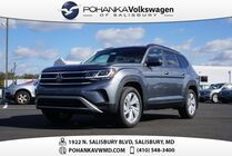 2021 Volkswagen Atlas 3.6L V6 SE w/Technology 4Motion 2021.5