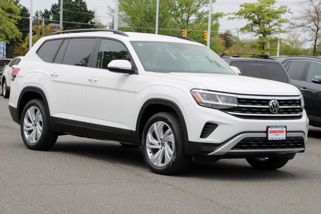 2021 Volkswagen Atlas 3.6L V6 SE w/Technology 4Motion 21.5