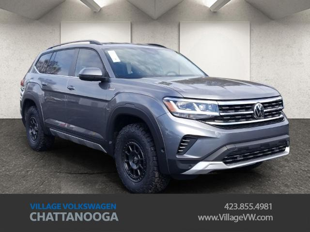 2021 Volkswagen Atlas 3.6L V6 SE w/Technology 4Motion Chattanooga TN