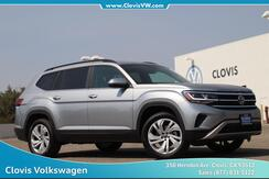 2021_Volkswagen_Atlas_3.6L V6 SE w/Technology 4Motion_ Clovis CA