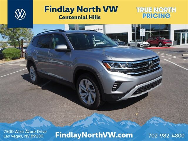 2021 Volkswagen Atlas 3.6L V6 SE w/Technology 4Motion Las Vegas NV
