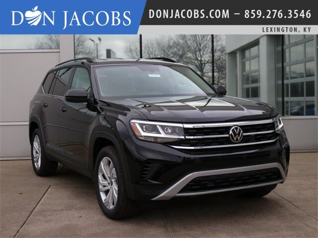 2021 Volkswagen Atlas 3.6L V6 SE w/Technology 4Motion Lexington KY