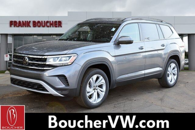 2021 Volkswagen Atlas 3.6L V6 SE w/Technology 4Motion Racine WI