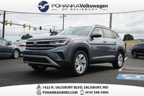 Volkswagen Atlas 3.6L V6 SE w/Technology 4Motion 2021
