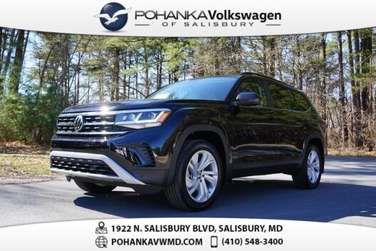 2021_Volkswagen_Atlas_3.6L V6 SE w/Technology 4Motion_ Salisbury MD