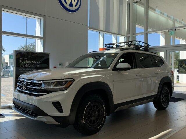 2021 Volkswagen Atlas 3.6L V6 SE w/Technology Daphne AL