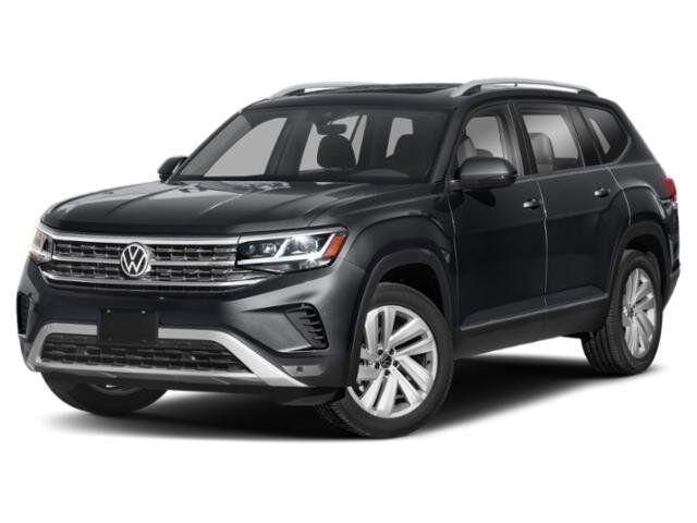 2021 Volkswagen Atlas 3.6L V6 SE w/Technology El Paso TX