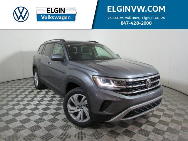 2021 Volkswagen Atlas 3.6L V6 SE w/Technology Elgin IL