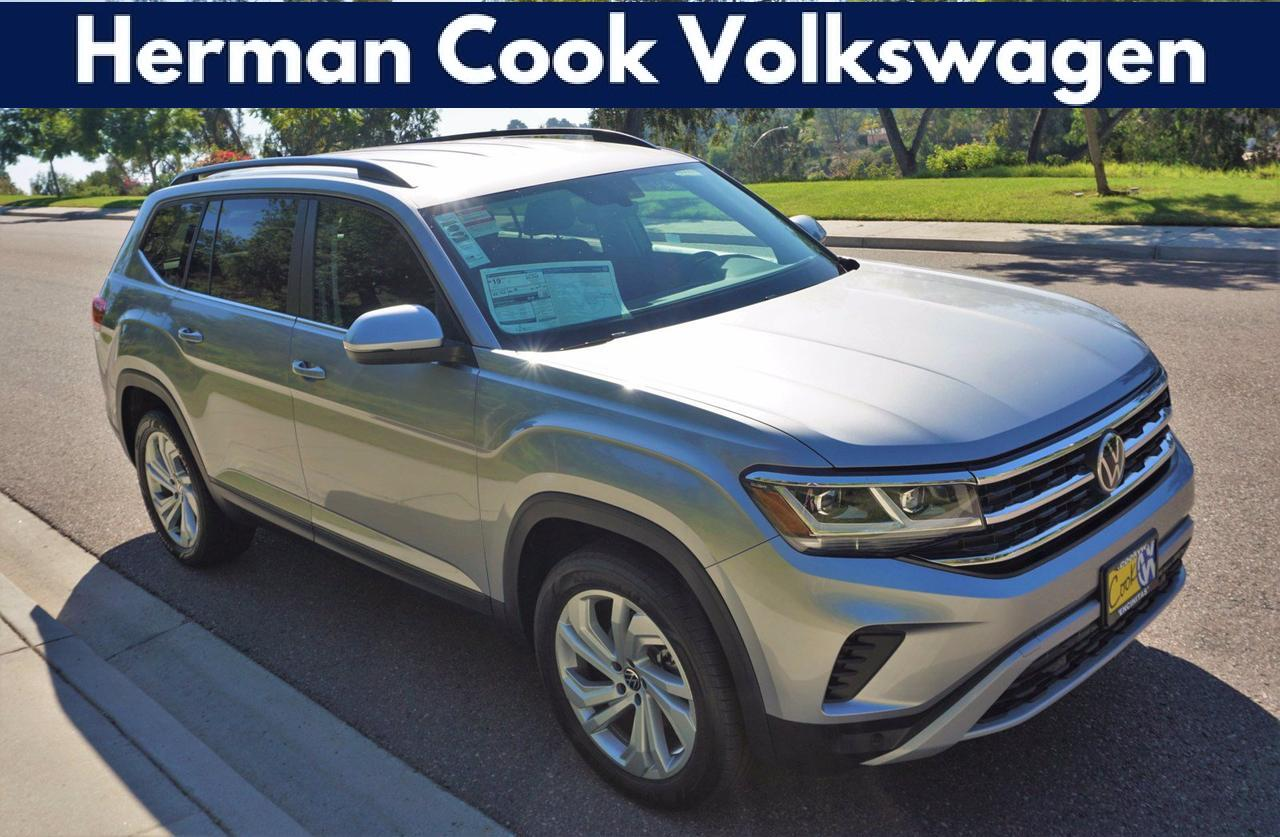2021 Volkswagen Atlas 3.6L V6 SE w/Technology