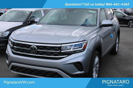 2021_Volkswagen_Atlas_3.6L V6 SE w/Technology_ Everett WA