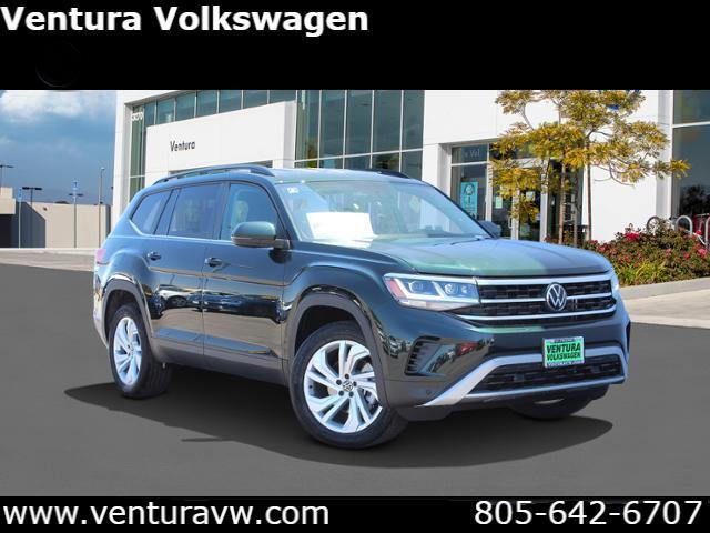 2021 Volkswagen Atlas 3.6L V6 SE w/Technology FWD *Ltd Av