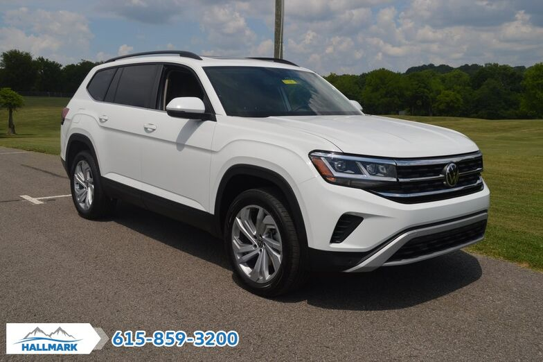 2021 Volkswagen Atlas 3.6L V6 SE w/Technology Franklin TN
