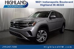 2021_Volkswagen_Atlas_3.6L V6 SE w/Technology_ Highland IN
