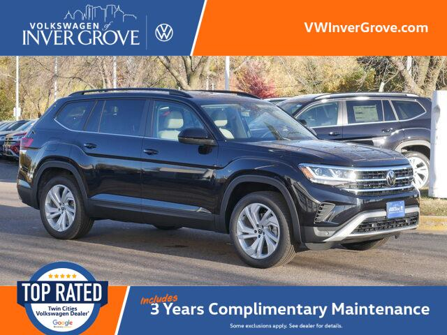 2021 Volkswagen Atlas 3.6L V6 SE w/Technology Inver Grove Heights MN