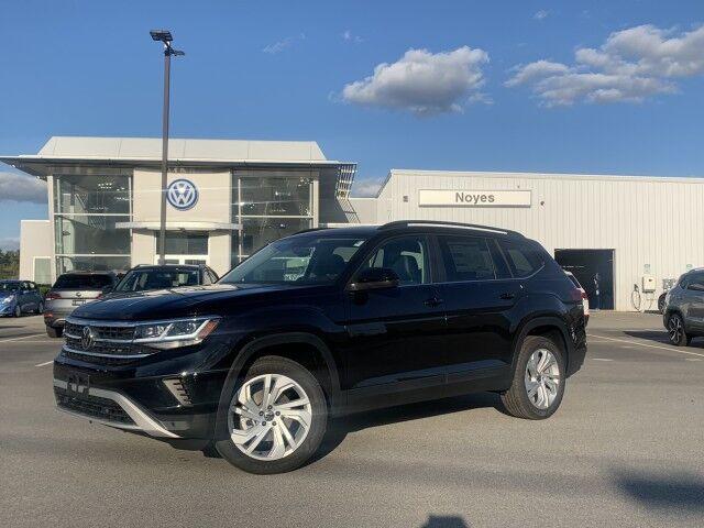 2021 Volkswagen Atlas 3.6L V6 SE w/Technology Keene NH