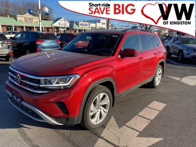2021 Volkswagen Atlas 3.6L V6 SE w/Technology Kingston NY