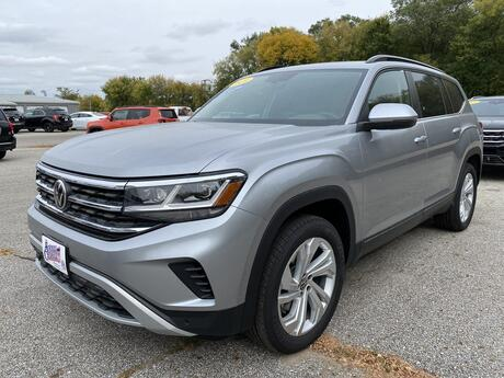 2021 Volkswagen Atlas 3.6L V6 SE w/Technology Mason City IA