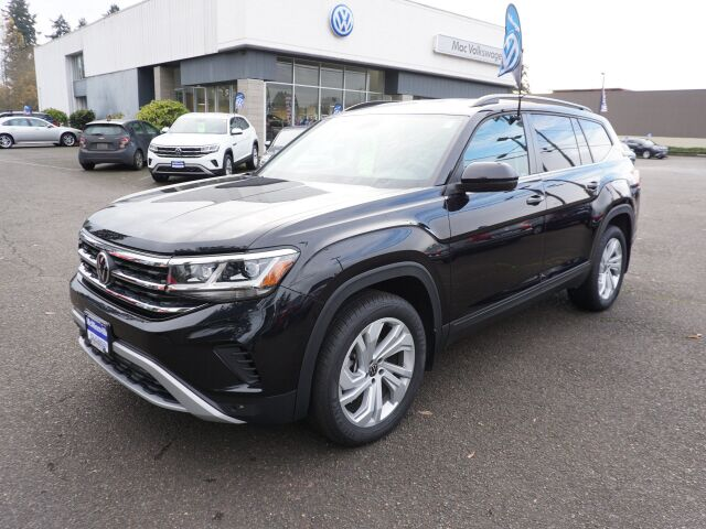 2021 Volkswagen Atlas 3.6L V6 SE w/Technology McMinnville OR