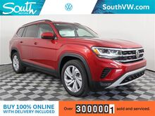 2021_Volkswagen_Atlas_3.6L V6 SE w/Technology_ Miami FL
