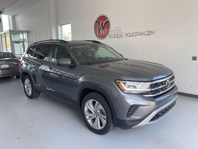 2021 Volkswagen Atlas 3.6L V6 SE w/Technology Morgantown WV